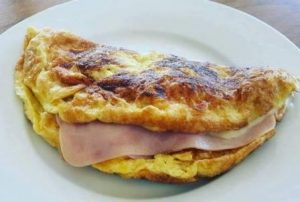 Omelette al Horno